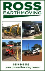 Ross Earthmoving Pty Ltd